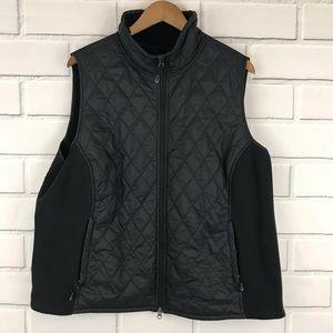 LL Bean Puffer Vest Jacket